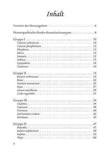 Inhalt - Narayana Verlag GmbH
