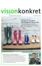 Ausgabe Juni 2013 (Schwerpunktthema ... - Vision Rheintal