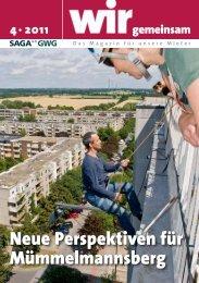 Neue Perspektiven für Mümmelmannsberg Neue ... - SAGA-GWG