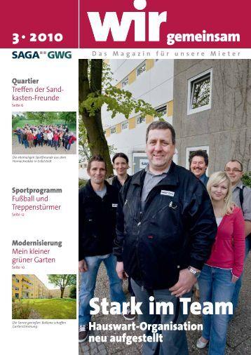 WIR gemeinsam 3-2010 - SAGA-GWG