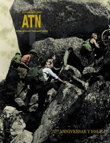 ATN July-August 2000 - Appalachian Trail Conservancy