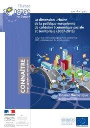 Plaquette Etats Qualitatifs Urbain.pdf - Europe en France, le portail ...