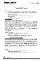 Page 1 Regionalne Spotkanie Menedżerów Ochrony Zdrowia 12 ...