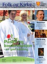 Folk og Kirke. - Haugesund Kirke - Den norske kirke