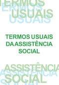 Termos Usuais da Assistência Social - Secretaria de ... - Page 5