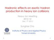 Hadronic effects on exotic hadron production in heavy ion collisions