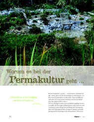 Weiterlesen - Permakulturfreunde Allgäu