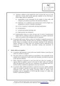 Qualifications and Training Requirements for Cabin Crew - Page 3