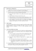 Qualifications and Training Requirements for Cabin Crew - Page 4