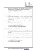 Qualifications and Training Requirements for Cabin Crew - Page 6