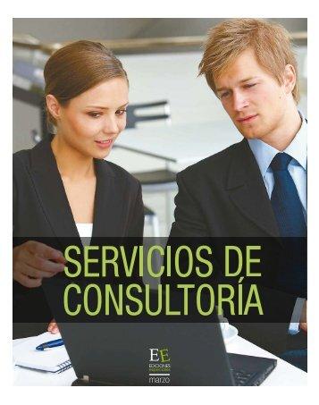 servicio de consultoría