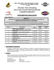 WAMX Senior State Champs 2012 sup regs final.docx - Motorcycling ...