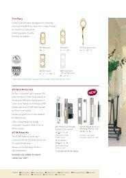 Gainsborough Mortice Locks 655 657 755 760 (PDF)
