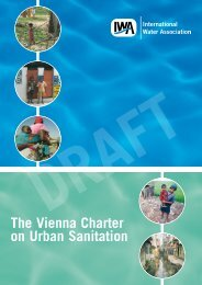 The Vienna Charter on Urban Sanitation - Sustainable Sanitation ...