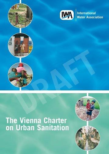The Vienna Charter on Urban Sanitation - Sustainable Sanitation ...