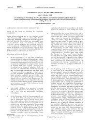 VERORDNUNG (EG) Nr. 987/2008 DER KOMMISSION ... - EUR-Lex