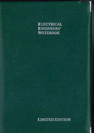 Engineers Notebook - E-TEC Power Management