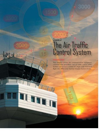The Air Traffic Control System - St. Louis Pilot Services