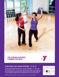 DOWNTOWN YMCA GRAND OPENING 12.10.12 - Greater Wichita ...