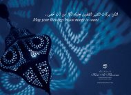 May your blessings be too many to count - Rosewood Hotels ...