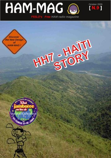 F5SLD's Free HAM radio magazine - ONZ.be