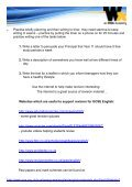 for parents of Year 11 students taking GCSE ... - Whitley Academy - Page 2