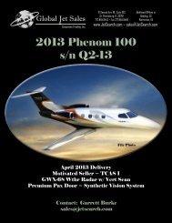 Phenom 100.Q2-13 Binder - Business Air Today