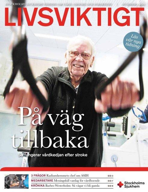 Livsviktigt nummer 1 - Stockholms sjukhem