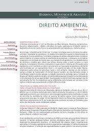 Informativo Ambiental - Junho 2004