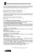 GOVERNO DO ESTADO DO RIO DE JANEIRO ... - Pesagro-Rio - Page 7