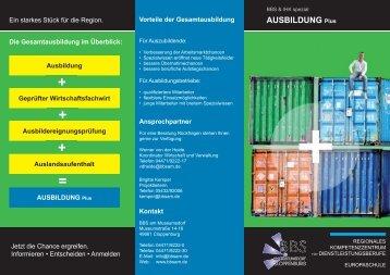 AUSBILDUNG Plus