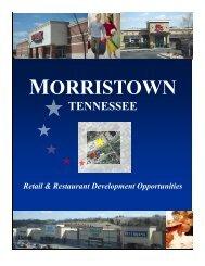 2009 Retail Recruitment Brochure - MyMorristown