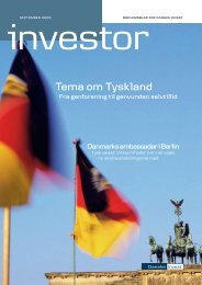 Tema om Tyskland Fra genforening til genvunden ... - Danske Invest