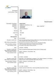 ZANARDI GIORGIO - IZS della Lombardia e dell'Emilia Romagna