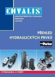 Parker Katalog Industrial.indd - CHVALIS sro