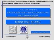 Presentazione di PowerPoint - Ordine degli Ingegneri della ...