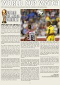 Issue Twelve – 28th August 2012 - WORLD FOOTBALL WEEKLY - Page 7