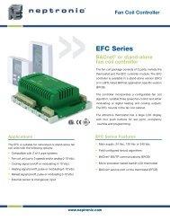 EFC Series - Neptronic