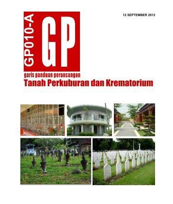 Garis Panduan Perkuburan_September 2012 - JPBD