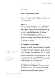 citypro – Zeitlose Formensprache - Similor