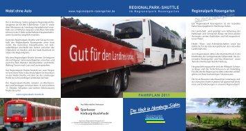 "Infoflyer - Hotel-Restaurant ""Rosenhof"""