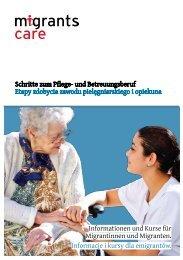 Schritte zum Pflege - Österreichisches Rotes Kreuz