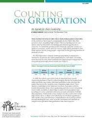 Counting On Graduation - Nebraska P-16 Initiative