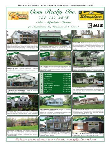 Conn Realty - Youngspublishing.com