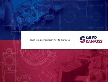 where we're going - Sauer-Danfoss