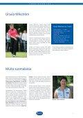 Finnair Masters Talissa 28.-30.8. - Page 7