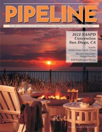 1st Issue 2012 - NASPD Convention San Diego, CA