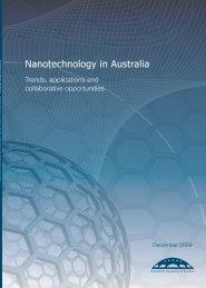 Nanotechnology in Australia - Australian Academy of Science