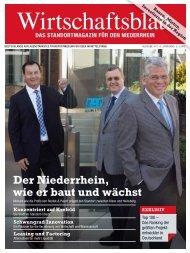 Der Niederrhein, wie er baut und wächst - Rostek & Pesch