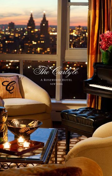 Featuring - Rosewood Hotels & Resorts